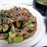 肉野菜炒めの味付けに関して