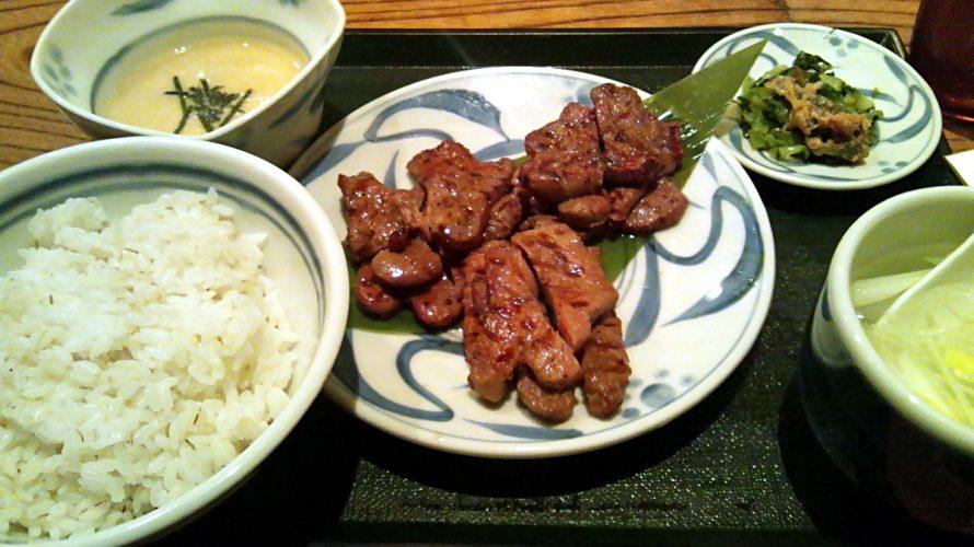 新宿ねぎしのがんこちゃんセット(お肉1.5倍)