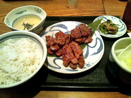 ちゃんセット(お肉1.5倍)