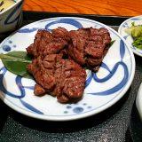 がんこちゃんセット肉1.5倍@新宿ねぎし