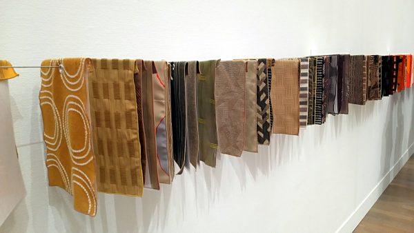 こいのぼりを彩る319枚の布