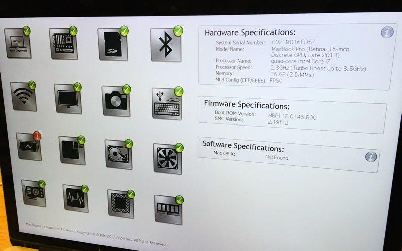 MacBook Proを修理に出したのでiPhone SEで作業できるようにした