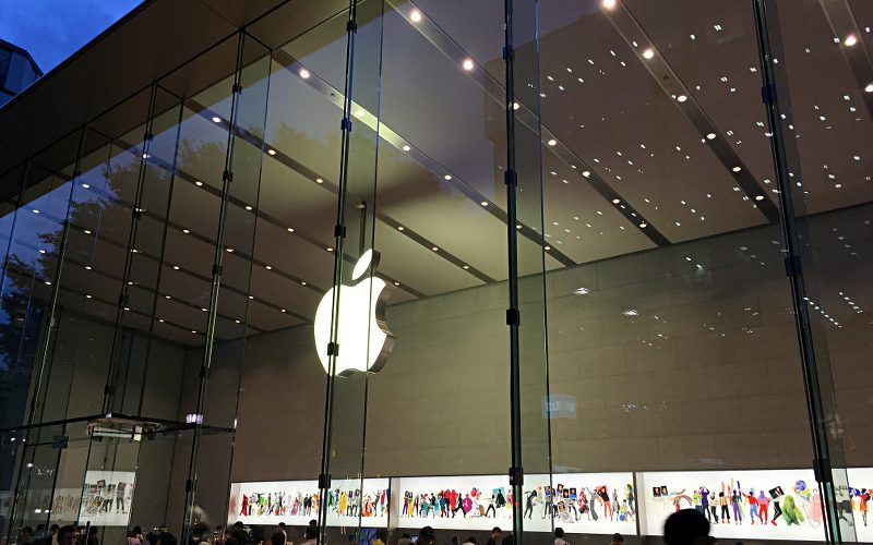 Apple Store表参道店