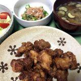 鶏もも肉のから揚げ(2019/07/31)