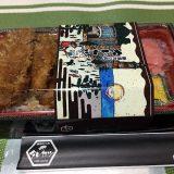 二段もりかつ弁当@新潟カツ丼 タレカツ