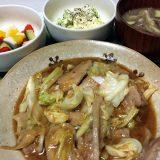 回鍋肉(2020/07/13)