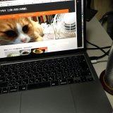買ったばかりのMacBook Pro 13inchにオールフリーを豪快に飲ませた話