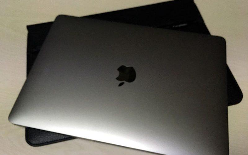 MacBook Pro 13inch用にスリーブケースを買った